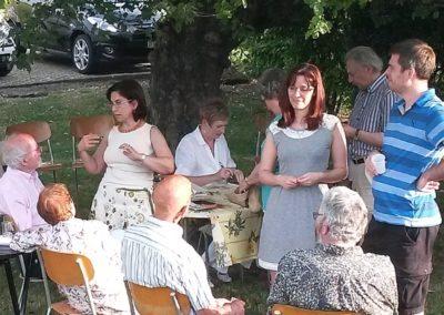 Vernissage Notre Dame Nature Chamblon 6.6.15