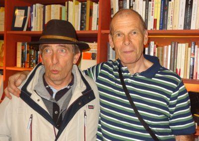 Filigrane Vernissage de 4 recueils de poèmes 19.4.13