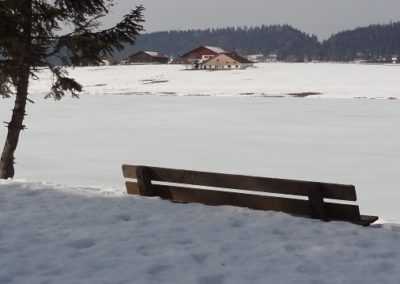 Lac Taillères 13.3.15