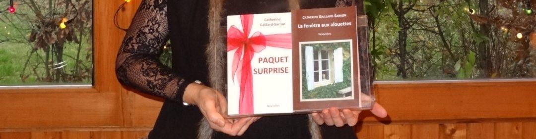 Paquet surprise et La fenêtre aux alouettes 29.11.14