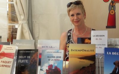26e Fête du Livre à St-Pierre-de-Clages le 24.8.18