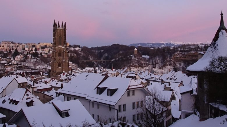 Fribourg Salon du livre romand 2019