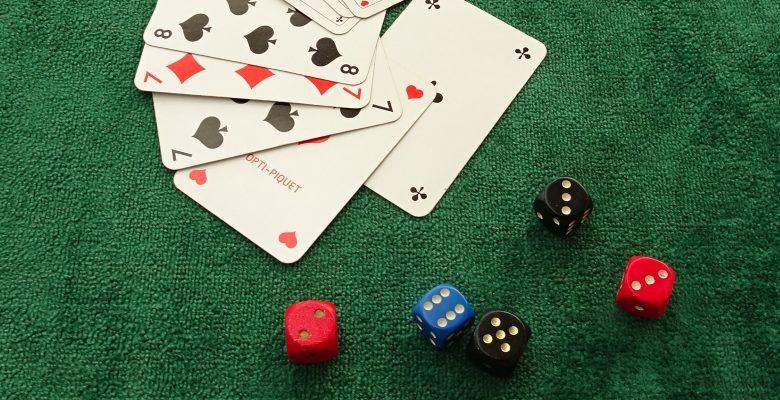 Photo illustrant le poème Casino_6.12.18