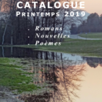 Catalogue 2019 Catherine Gaillard-Sarron